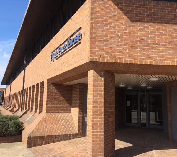 morgan law financial services office building
